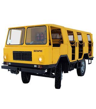 Машина транспортная шахтная БЕЛАРУС МТ-353М2