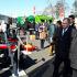 МАЗ презентовал уникальные коммунальные машины